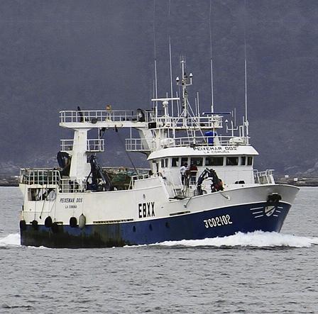barco Pescamar 2